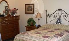 Bedroom at Dolan