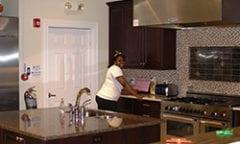 Kitchen at Dolan
