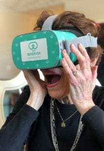 Virtual Reality and Dementia